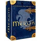 Merlin - L'int�grale des saisons 1 � 3par Colin Morgan
