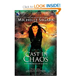 Cast in Chaos (Chronicles of Elantra, Book 6) by Michelle Sagara