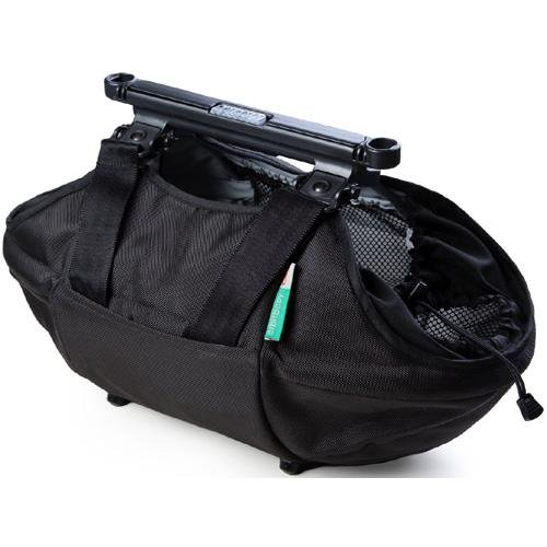 Orbit Baby G3 Stroller Cargo Pod, Black front-306047