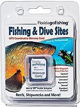Hillsborough County Florida - Fishing amp Dive Sites Memory Card for Garminreg Humminbirdreg Lowranc