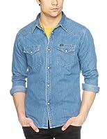 Lee - western - chemise - homme - coupe cintrée