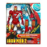 Iron Man 2 Repulsor Power Mark VI Action Figure