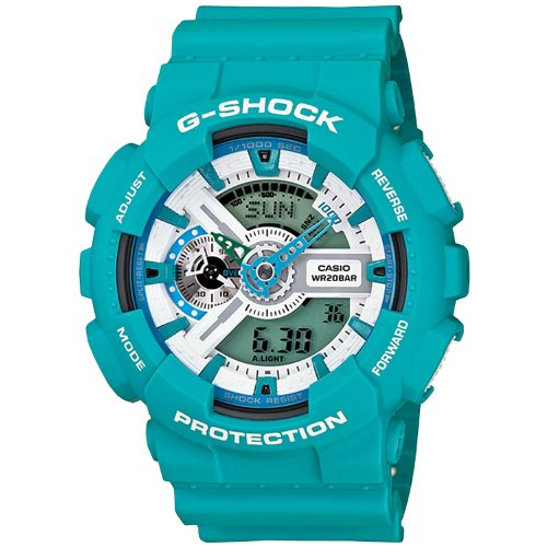 G-Shock GA110 Baby Blue Watch