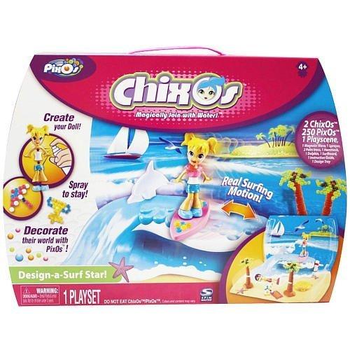 Chixos Design-a-Surf Star Playset