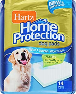 Hartz Home Protection Training Pads , 14 Count