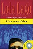 Una nota falsa: Buch mit Audio-CD. Spanische Lektüre für das 1. Lernjahr