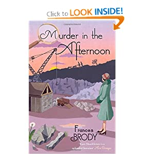 Murder in the Afternoon (Kate Shackleton Mysteries) e-book