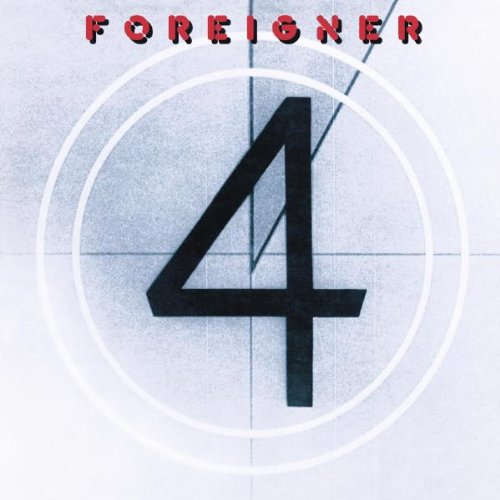 Foreigner - 4 (LP) - Zortam Music