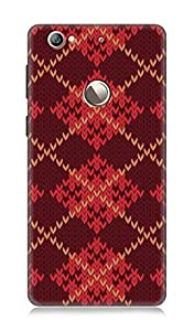 LeEco (Letv) Le 1S 3Dimensional High Quality Back cover by 7C