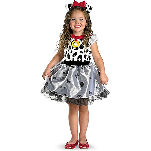 Dalmatian Girl Toddler Costume