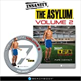 The Asylum Volume 2 Pure Contact 20-minute Workout DVD
