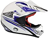 Casque de moto-cross