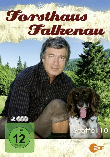 Forsthaus Falkenau - Staffel 10 (Jumbo Amaray - 3 DVDs)