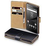Sony Xperia Z5 Case, Terrapin Handy Leder Brieftasche Case