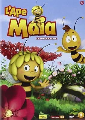 Maya the Bee - Volume 1 ( Mitsubachi Maya no boken ) ( Maya the Honey Bee - Volume One ) [ NON-USA FORMAT, PAL, Reg.2 Import - Italy ]