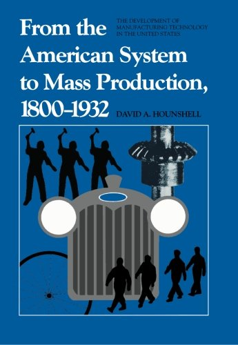 From the American System to Mass Production, 1800-1932:...