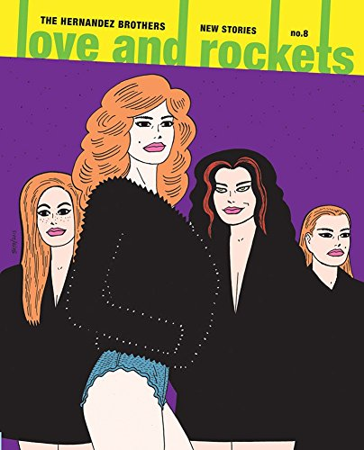 Love & Rockets: New Stories #8