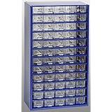 pin kleinteilekoffer stahlblech europlus metall 4423x63. Black Bedroom Furniture Sets. Home Design Ideas