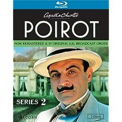 Agatha Christie's Poirot: Series 2 [Blu-ray]