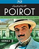 Agatha Christie's Poirot: Series 2 [Blu-ray] [US Import]