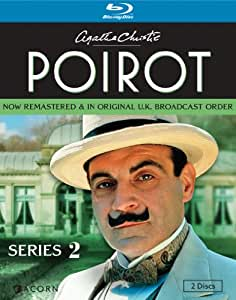 Agatha Christie's Poirot, Series 2 [Blu-ray]