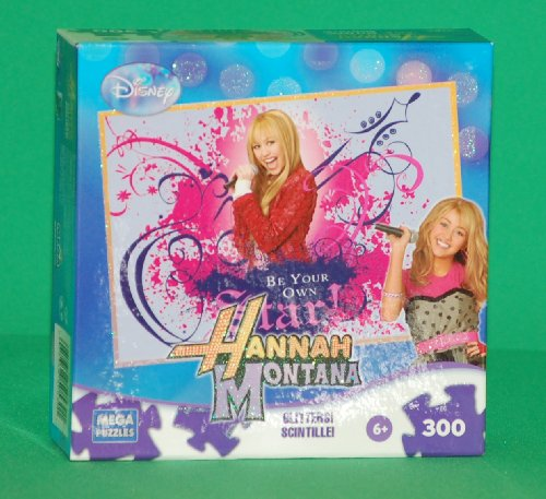 Hannah Montana Be Your Own Star 300 Piece Jigsaw Puzzle