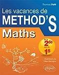 Les Vacances de M�thod'S Maths de la...