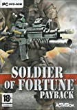 Soldier of Fortune 3 Payback (PC DVD)