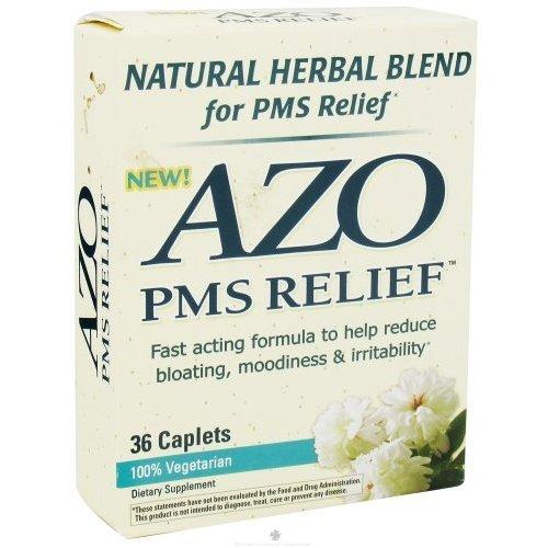 Amerifit Nutrition AZO All Natural PMS, 36 caps (