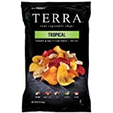 Terra Real Vegetable Chips Tropical -- 5 oz