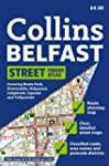 Belfast Streetfinder Colour Atlas New...