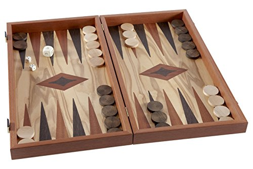 Manopoulos - Tph1 - Backgammon