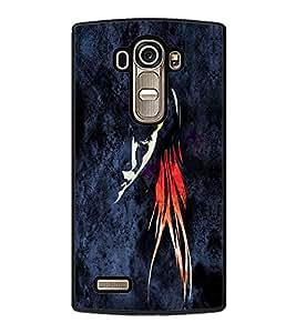 Sad Girl 2D Hard Polycarbonate Designer Back Case Cover for LG G4 :: LG G4 Dual LTE :: LG G4 H818P H818N :: LG G4 H815 H815TR H815T H815P H812 H810 H811 LS991 VS986 US991