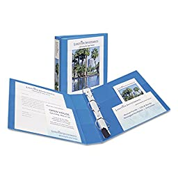 AVE05401 - Avery Heavy-Duty Reference View Binder