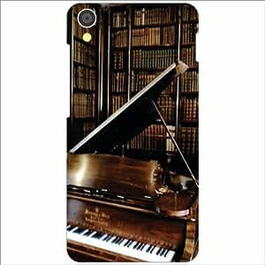Lenovo S850 Back Cover - Piano Designer Cases