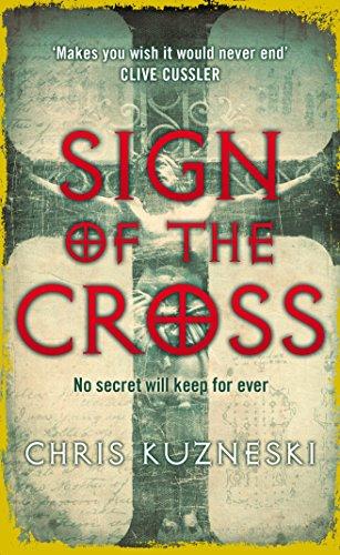 Sign of the Cross (Jonathon Payne & David Jones, #2)