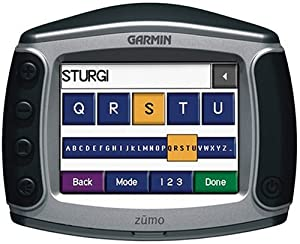 Garmin Zumo 550 3.5-Inch Portable GPS Navigator (Discontinued by Manufacturer)