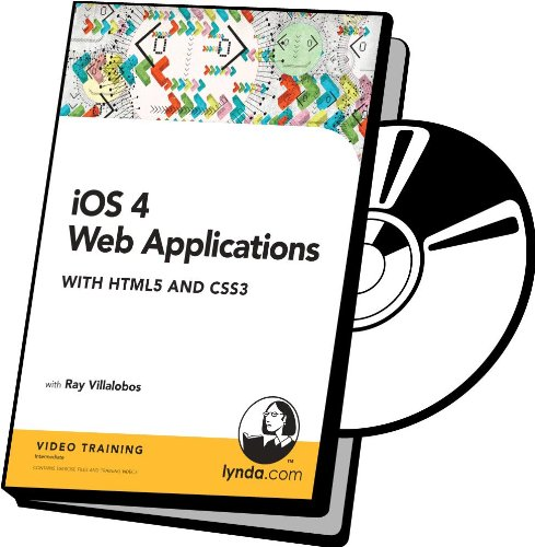 iOS 4 Web Applications with HTML5 and CSS3 (PC/Mac)
