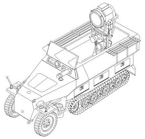 Sd.Kfz.251/20 Ausf. D UHU (pour maquettes Hasegawa)