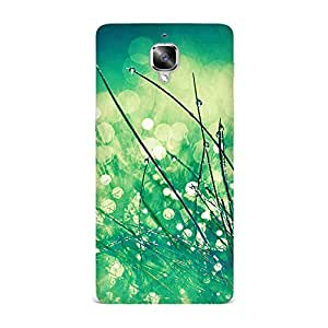 Top Notch Hard Fancy Luxurious Scratch Proof Back Cover For OnePlus 3 - Design -246