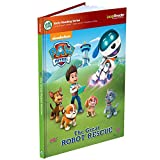 LeapFrog LeapReader Book Paw Patrol The Great Robot Rescue