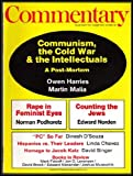 img - for Commentary: Vol. 92, No. 4 (October 1991) book / textbook / text book