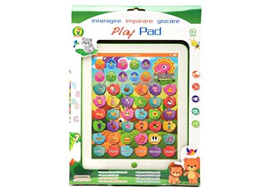 Tablet educativo interattivo per bambini - Play Pad - Novità 2015