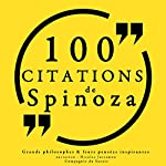 Philosophie pour tous : 100 citations de Spinoza | Baruch Spinoza