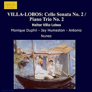Cello Sonata, Piano Trio cover