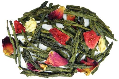 Lychee Licious / Loose Leaf Green Tea / 3Oz, 6Oz, 16Oz (16 Ounces / 160+ Cups)