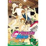 Crimson Hero, Vol. 5 ~ Mitsuba Takanashi