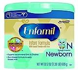 Enfamil Newborn Baby Formula 222 oz Powder in Reusable Tub by Enfamil