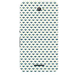 Skin4gadgets GEOMETRIC Pattern 20 Phone Skin for XPERIA E4