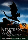 A Taste for Blood (The Godhunter Book 6) (English Edition)
